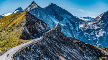 Der höchste Pass Österreichs - Großglockner