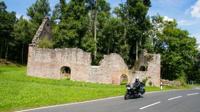 Burgen und Burgruinen auf der Spur – Odenwald und Spessart