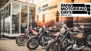 Die 20. BMW Motorrad Days finden 2022 erstmals in Berlin statt (02.07.022-03.07.2022)