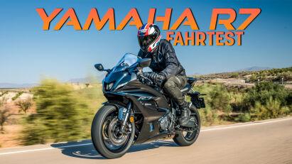 Yamaha R7 Fahrtest
