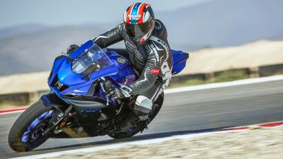 Yamaha R7, Rennstrecke