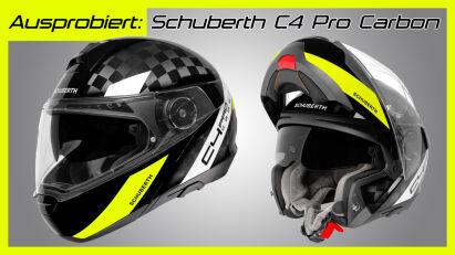Ausprobiert: Schuberth C4 Pro Carbon