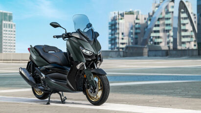 Yamaha Sport Scooter 2022