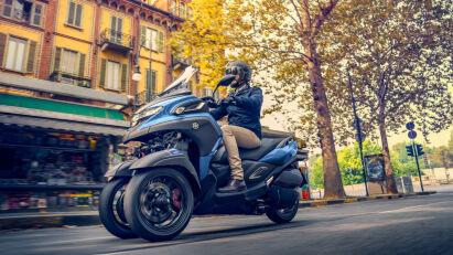 Yamaha Urban-Mobility Modelle 2022