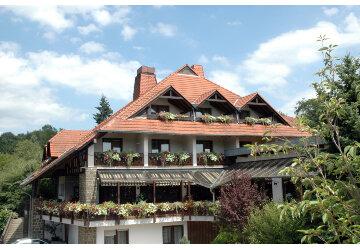 Motorradhotel Pfälzer Wald - Hotel Reweschnier