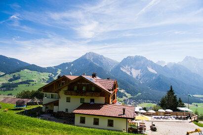 Motorradhotel Alpenhighlights