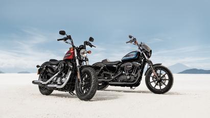 Neu: Harley-Davidson Sportster Iron 1200 und Forty-Eight-Special