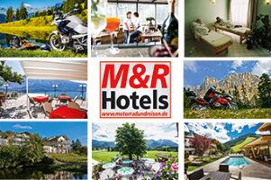Motorradhotels bei Motorrad & Reisen