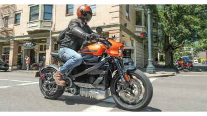 Harley-Davidson unterbricht LiveWire-Produktion