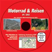 Motorrad & Reisen DVD - 01/12