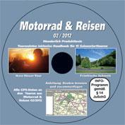 Motorrad & Reisen DVD - 02/12