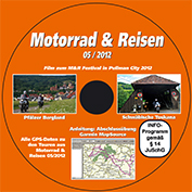 Motorrad & Reisen DVD - 05/12
