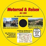 Motorrad & Reisen DVD - 06/12