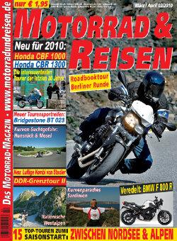 Motorrad & Reisen 02/10