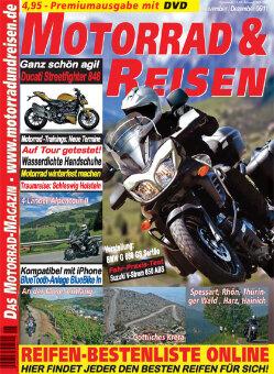 Motorrad & Reisen 06/11 mit DVD