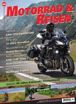 Motorrad & Reisen Ausgabe 69 (07/15)