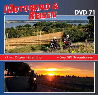 Motorrad & Reisen DVD Ausgabe 71