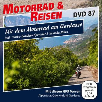 Motorrad & Reisen DVD Ausgabe 87
