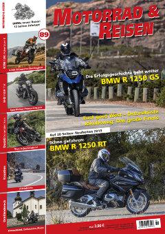 Motorrad & Reisen Ausgabe 89