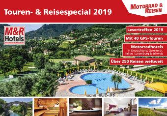 Motorrad & Reisen Reisespecial 2019