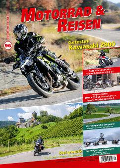 Motorrad & Reisen Premium-Ausgabe 96 mit Reise- & Hotelspecial 2020