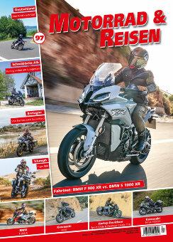 Motorrad & Reisen Premium-Ausgabe 97 mit Salzburger Land/Großglockner-Special