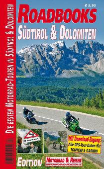 Roadbooks Dolomiten & Südtirol