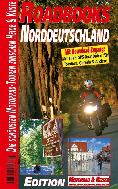 Roadbooks Norddeutschland