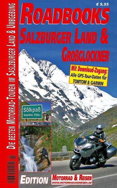 Roadbooks Salzburger Land & Großglockner