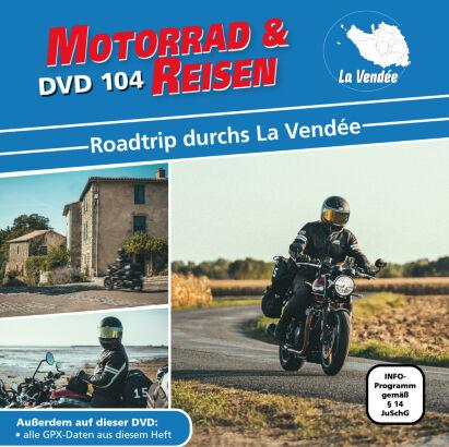 Motorrad & Reisen DVD Ausgabe 104