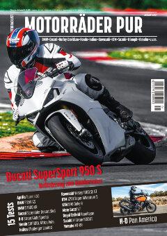 Motorradlust PUR - Motorräder 01/2021