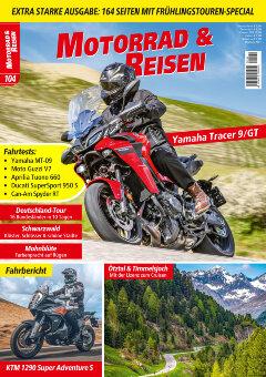 Motorrad & Reisen Ausgabe 104