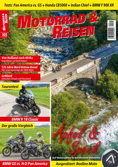 Motorrad & Reisen Ausgabe 105