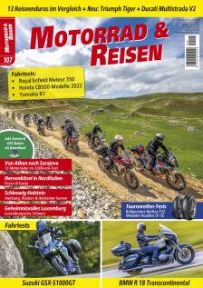 Motorrad & Reisen Ausgabe 107