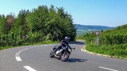 Motorradtour: Von Lohne nach Bregenz