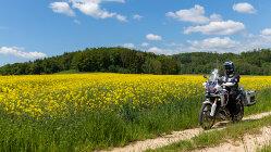 Motorradtour Innovative Ostalb: Zwischen Tradition & Hochtechnologie