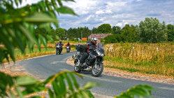 Motorradtour: 25 Jahre Mauerfall - Durchs alte Niemandsland - Harz - Ostsee