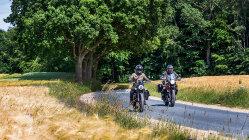 Motorradtour: Trans Euro Trail Germany TET-à-Tête im Staub