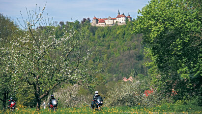 Motorradtour Schwäbische Toskana & Co - Der Geheimtipp für Genießer