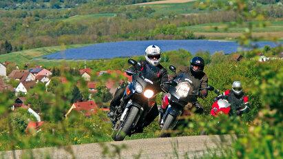 Motorradtour Romantiktour Ilshofen
