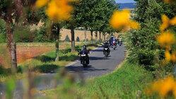 Motorradtour: Eichsfeld-Werra-Meissner