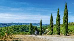 Motorradtour: Toskana - Ein Fest für die (Motorrad-)Sinne