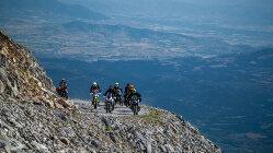 Motorradtour: Durch die Berge Griechenlands