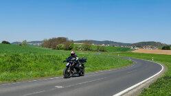 Motorradtour: Ederbergland und Burgwald - Kurvenreich durch Mittelhessen