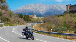 Motorradtour Spanien & Portugal: Andalusien - Alentejo - Extremadura
