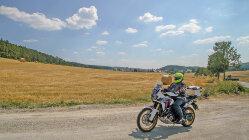 Motorradtour: Ein heißer Ritt durch den Thüringer Wald