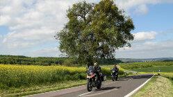 Motorradtour Grenzenloser Genuss: Luxemburg, Deutschland, Frankreich, Belgien
