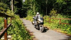 Motorradtour: Erzgebirge - Sächsisch-tschechische Schlösserrunde