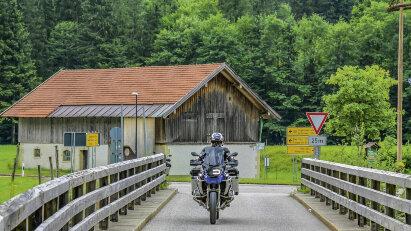 Motorradtour Über 7 Brücken nach Garmisch zu den BMW Motorrad Days