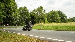 Motorradtour: Drumherum statt mittendurch - Harzumrundung